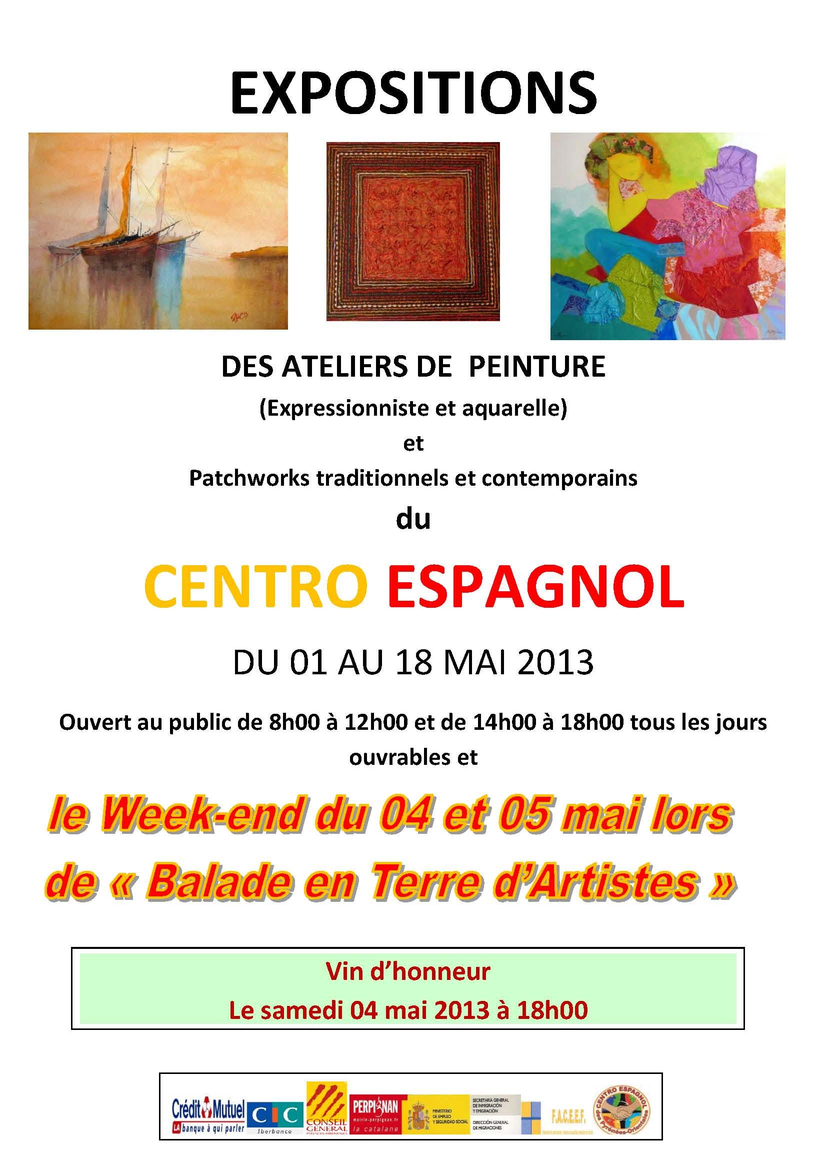 Affiche concours 2012