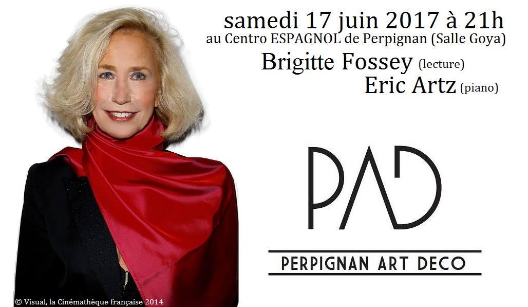 Brigitte Fossey PAD CEntrp 2017